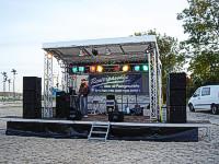 DJ Fredi aus Rostock - Buehne